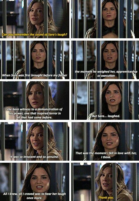 Arrow - Nyssa & Laurel #3.15 #Season3 #NandaParbat