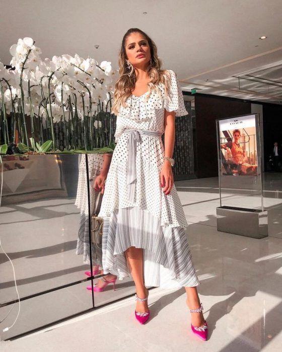 9c3214dde6 47+ Vestidos Casuales Largos de Moda para lucir con Estilo (2019 ...