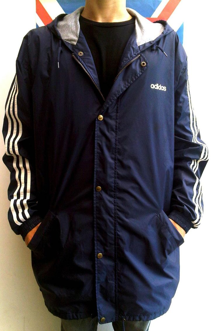 ADIDAS ORIGINALS DARK BLUE WHITE STRIPES | size L (fit L) | IDR 349.000 | 90% condition