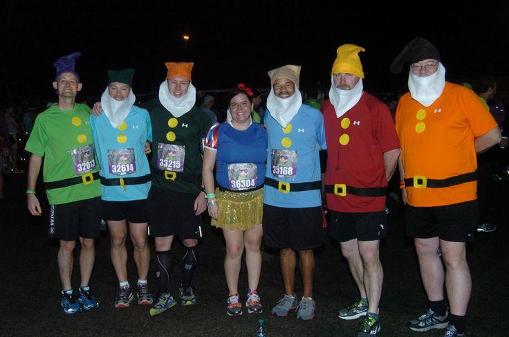 Pin By Allison White On Things To Make Run Disney Costumes 7 Dwarfs Costumes Seven Dwarfs