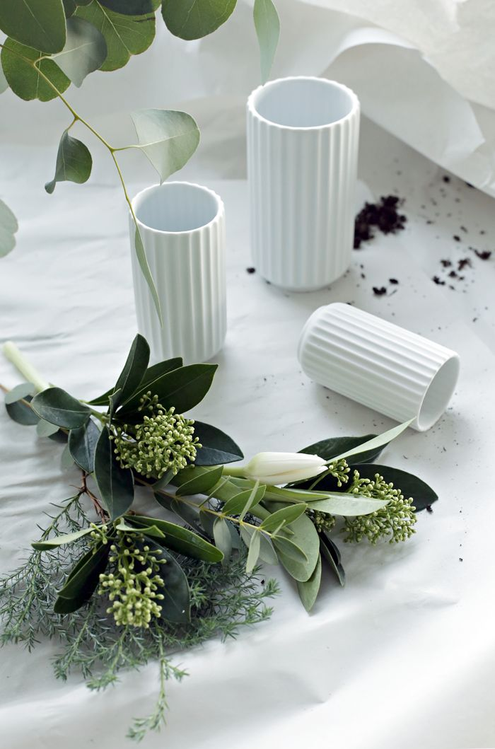 New – Lyngby vase collection
