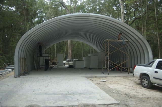 1000 images about quonset huts who knew on pinterest for Modern quonset homes