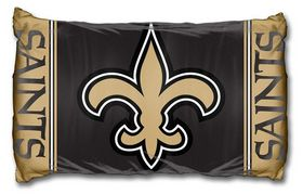 New Orleans Saints Reversible Pillowcases Football Team Logo Bedding Accessories Pillow cases