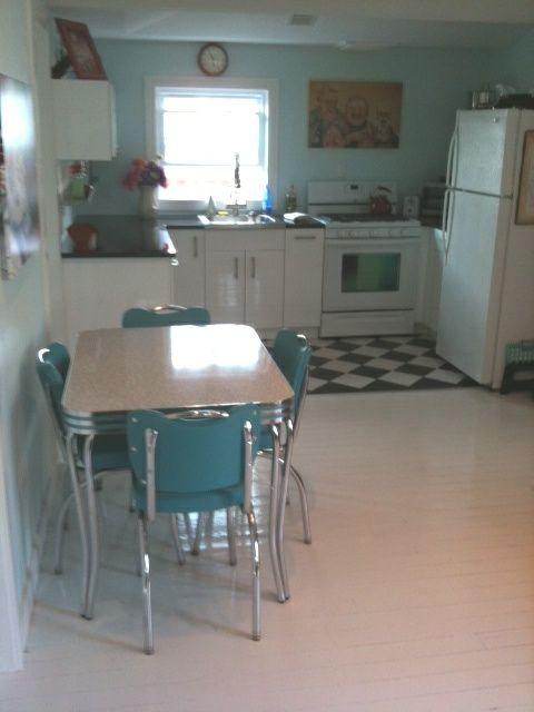 17 Best ideas about Retro Kitchen Tables – Kitchen Chair Set