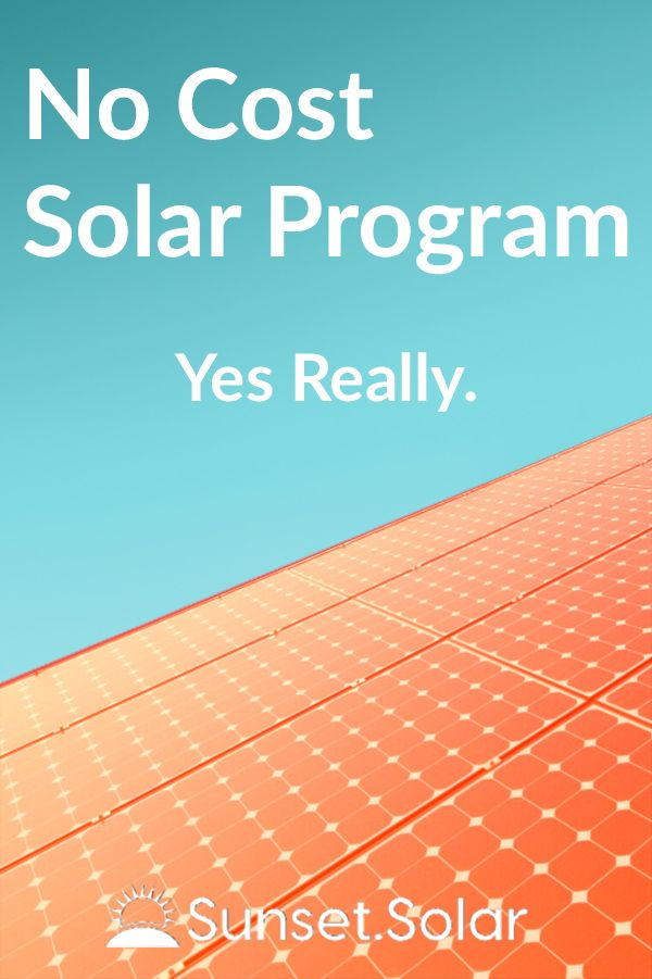 California County Solar at No Cost Program  Check if Your