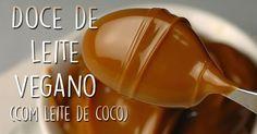 Receita: Doce de Leite Vegano (com leite de coco)