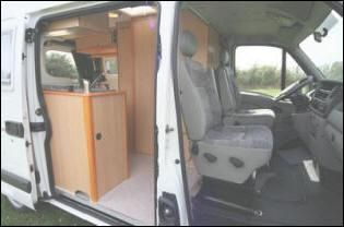 le site du fourgon am nag amenagement sprinter camper. Black Bedroom Furniture Sets. Home Design Ideas