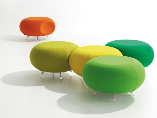 Office Stools Upholstered Reception For The Urban