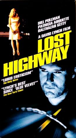 LOST HIGHWAY 1997 cult film