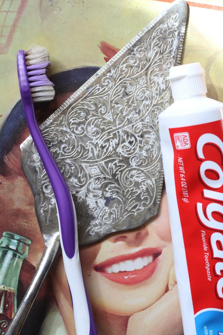 How To Polish Silver with Toothpaste How to clean silver