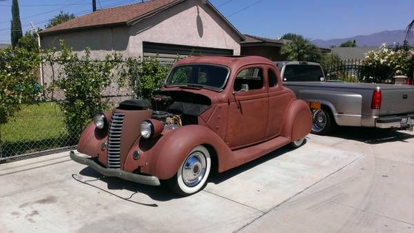 1936 Ford Coupe | .Ratrods | Pinterest | Coupe and Ford