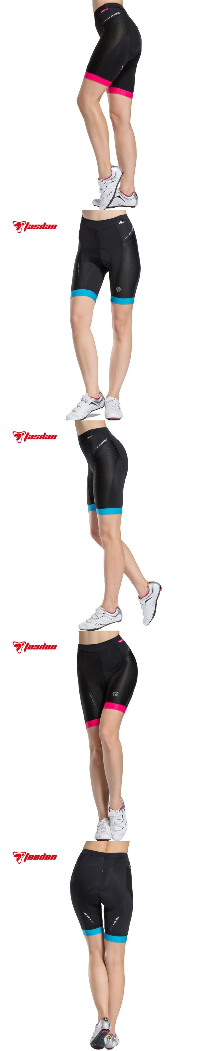 Tasdan Cycling Wear Cycling Clothing Cycling Clothes Bike Shorts Women's 2016 Cycling Shorts With 3d Coolmax Gel Pad