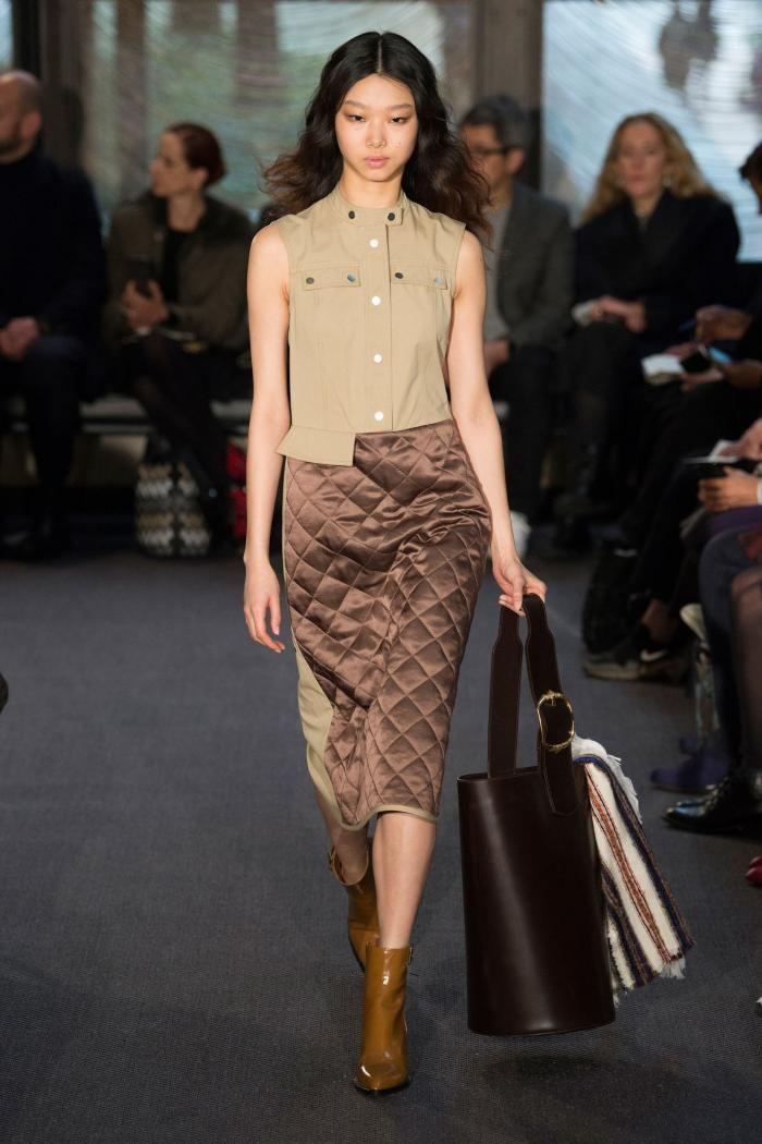 bdac422f877f Модная одежда осень-зима 2018-2019  8 тенденций моды   стиль ...