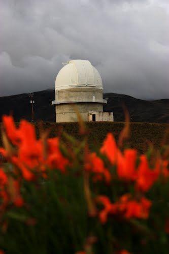Observatorio Astronomico Llano del Hato, Mérida, Venezuela