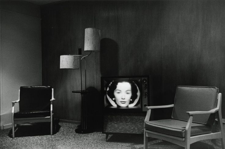 LEE FRIEDLANDER THE LITTLE SCREENS 1961