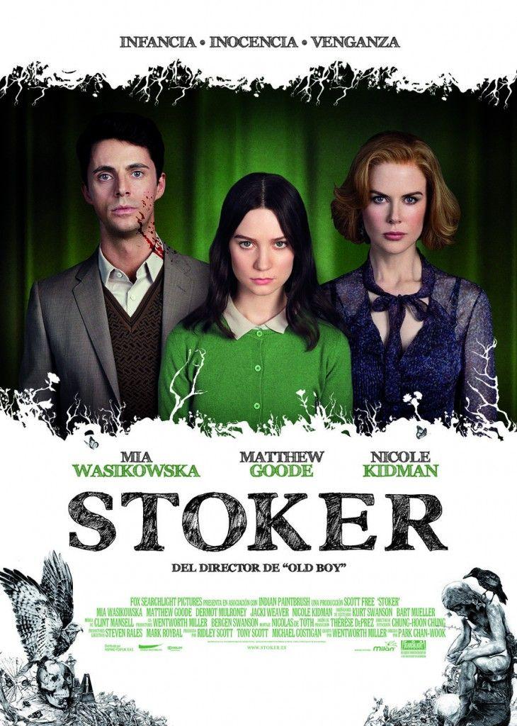 Stocker (2013) EEUU. Dir: Park Chan-Wook. Thriller. Familia - DVD CINE 2468