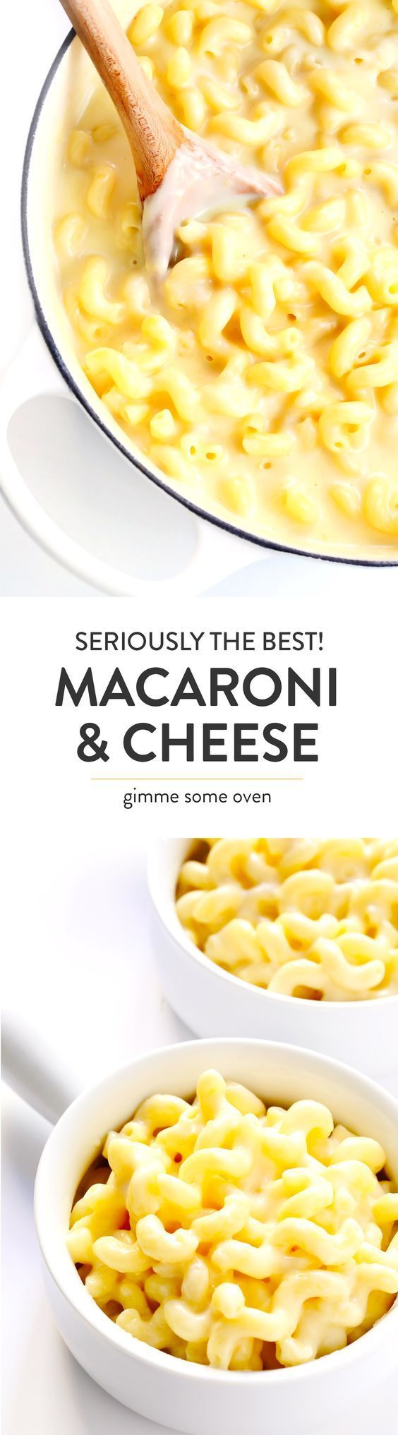 BEST Stovetop Mac and Cheese | Lunch Recipes for Kids | Gimme Some Oven