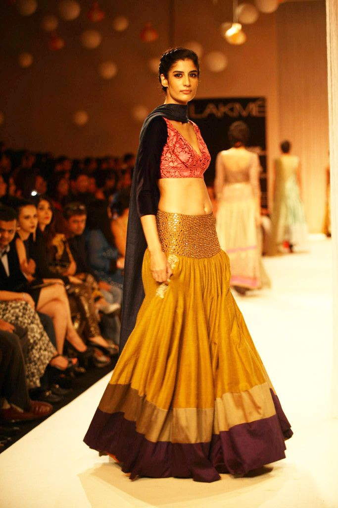 Manish Malhotra| Lakme Fashion Week, Winter/Festive 2013