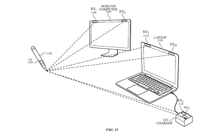 Could this be the next step for Apple's Pencil stylus?