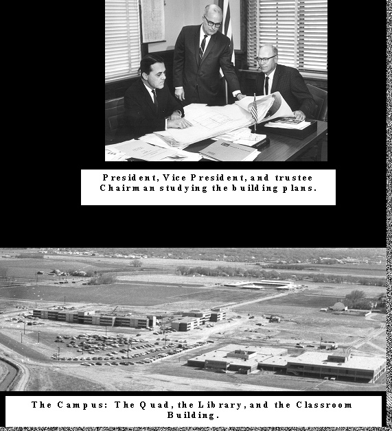 Hiram Scott College, Scottsbluff, NE, 1965-1971; Dr. Millard G. Roberts of Parsons College, IA, was associated with the founding;