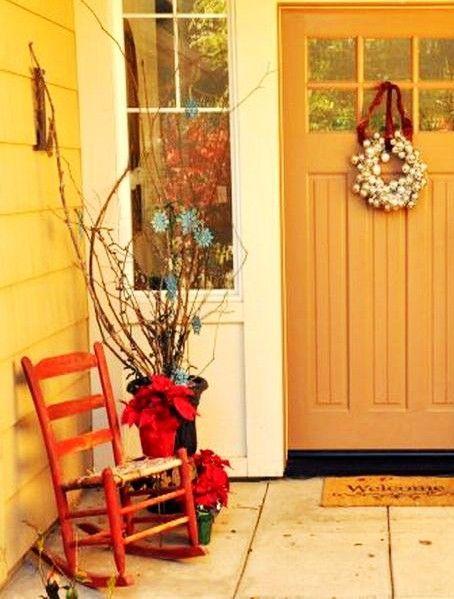 2014 Christmas Decoration Ideas 16 best 2014 christmas porch decor ideas images on pinterest