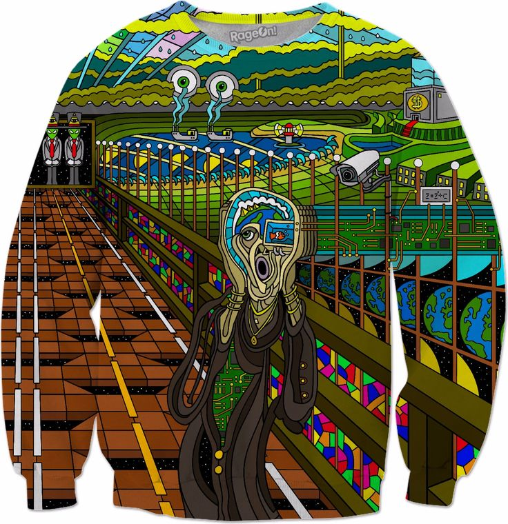 Check out my new product https://www.rageon.com/products/the-scream-15 on RageOn!