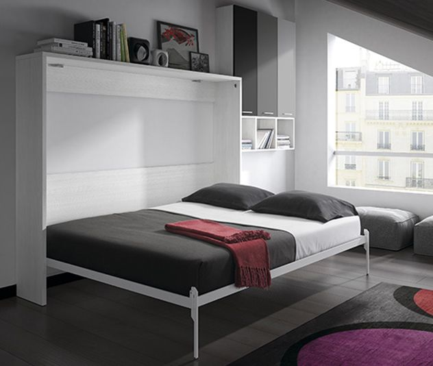 oltre 25 fantastiche idee su letto a scomparsa ikea su. Black Bedroom Furniture Sets. Home Design Ideas