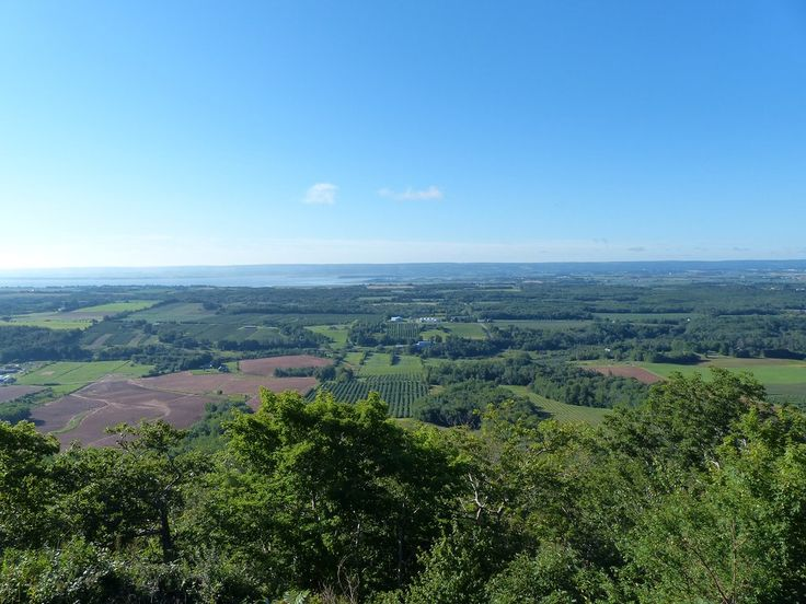 Beautiful view of the Annapolis Valley. - The Look Off, Canning Traveller Reviews - TripAdvisor