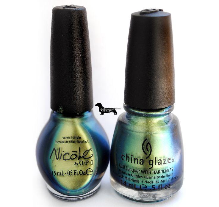 86 best Nail Polish Dupes images on Pinterest | Nail polish dupes ...