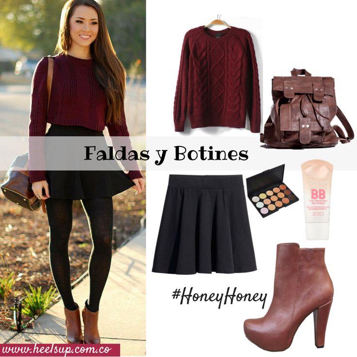 Un outfit perfecto para otoño