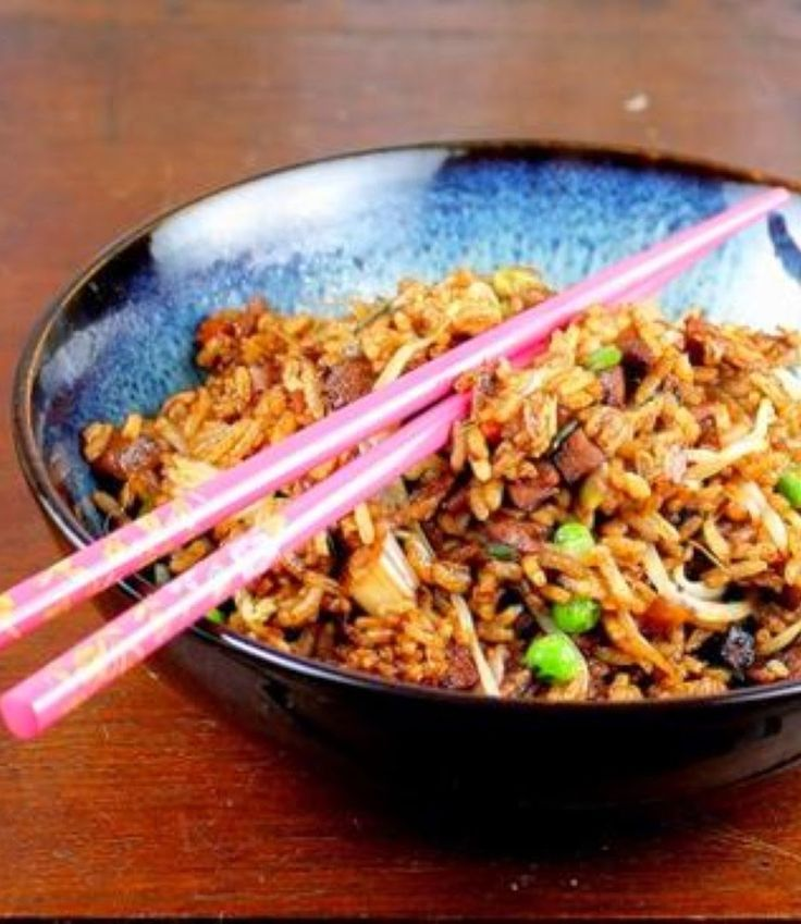 Chinese Fried Rice | This is the best recipe for Chinese fried rice ...