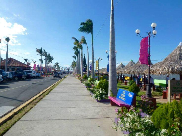 Paseo Xolotlan, Managua, Nicaragua | Lugares | Pinterest