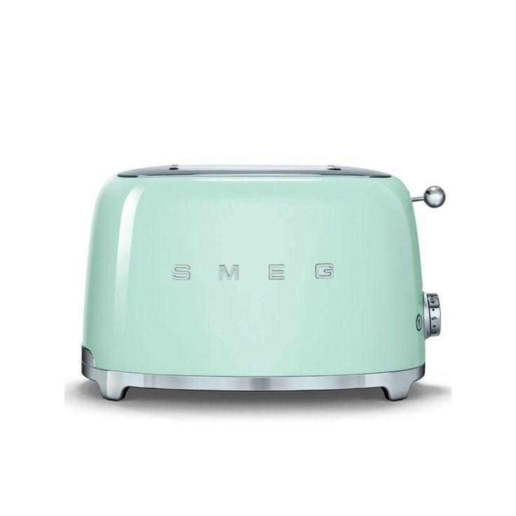 smeg | TSF01 | Retrodesign Toaster für 2 Scheiben