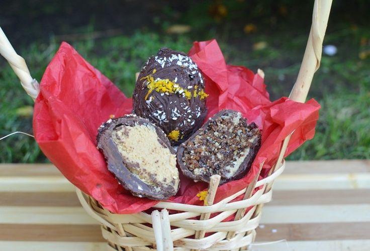 Huevitos de Chocolate Nutralicioso