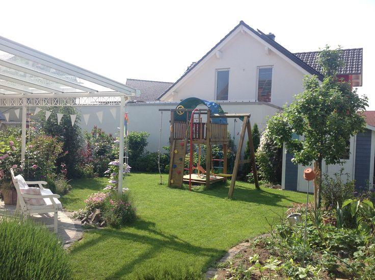 Garten reihenhaus reihenhaus garten nach der for Gartengestaltung 700 qm