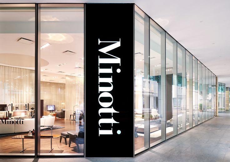 Singapore Flagship Store #minotti #singapore #flagship #store