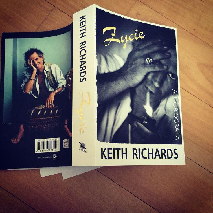 Życie, Keith Richards Booklove.pl