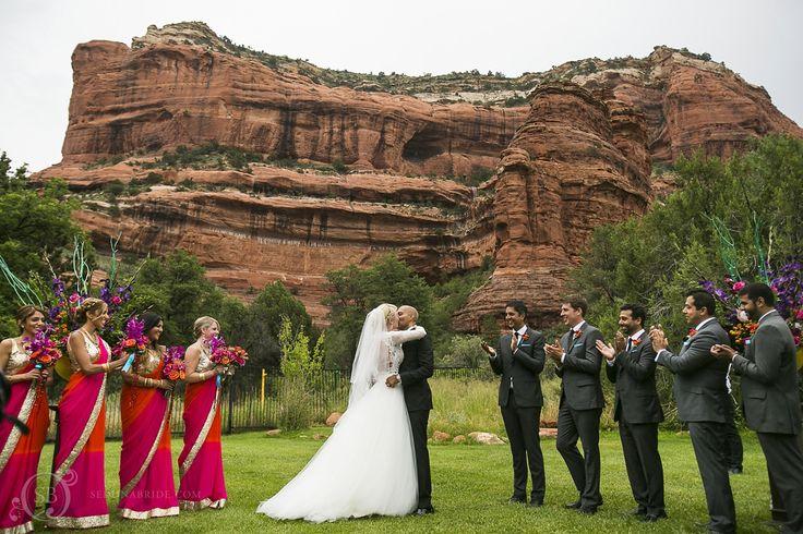 Enchantment Resort Sedona Wedding Photography