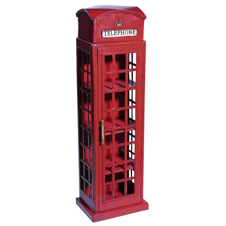 1000 id es sur le th me cabine t l phonique sur pinterest for Cabine telephonique anglaise deco