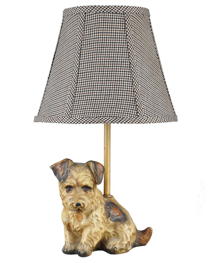 Buddy Accent H Table Lamp With Empire Shade