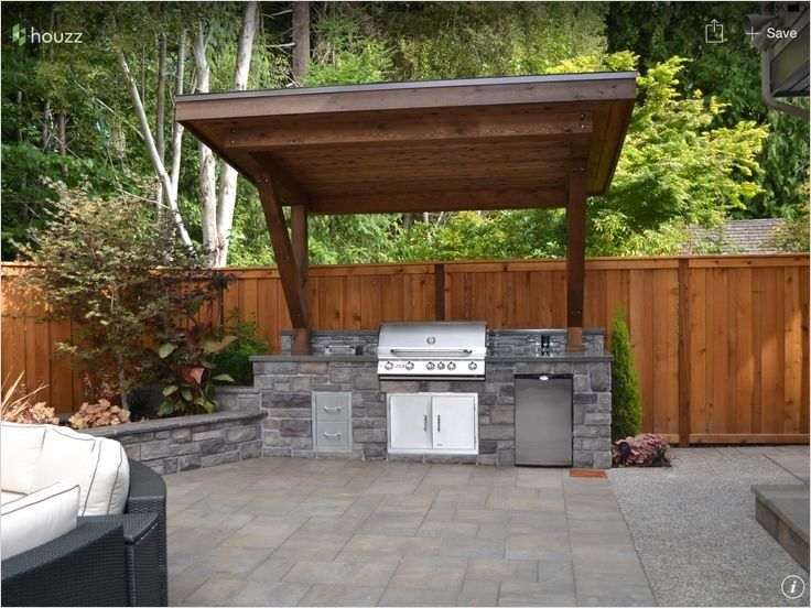 45 Perfect Backyard Bbq Landscaping Ideas Outdoor Barbeque