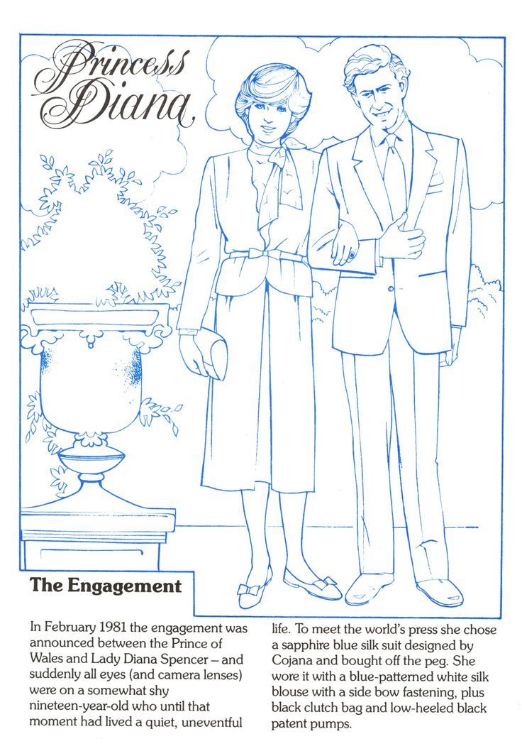 182 best Royal Colouring Pages
