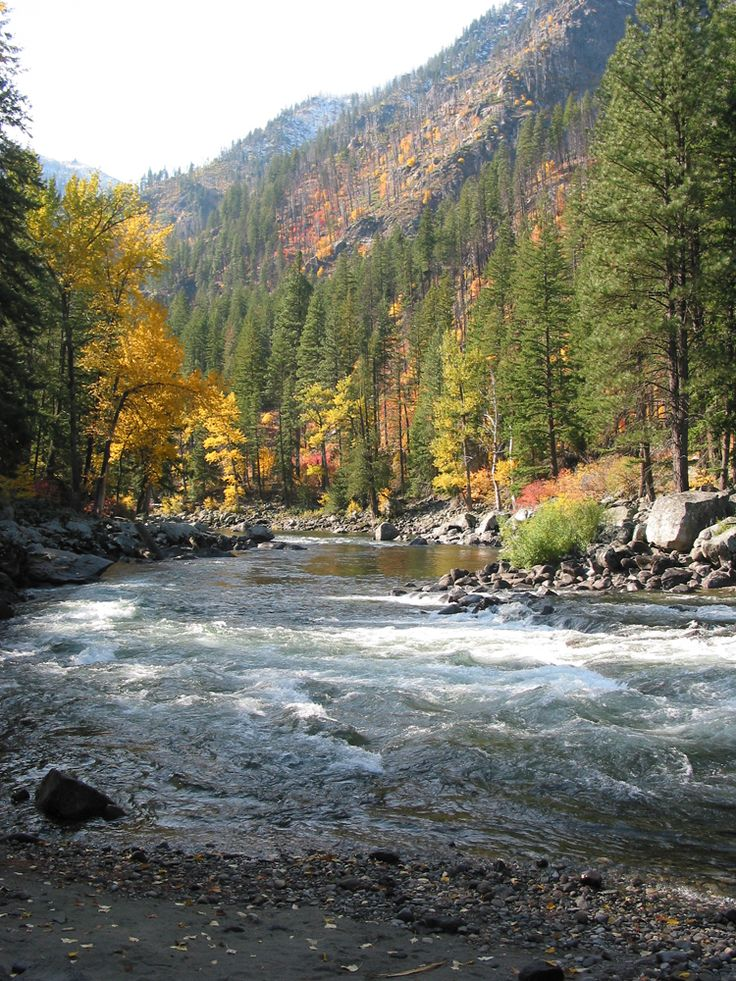 wenatchee river all things washington state pinterest