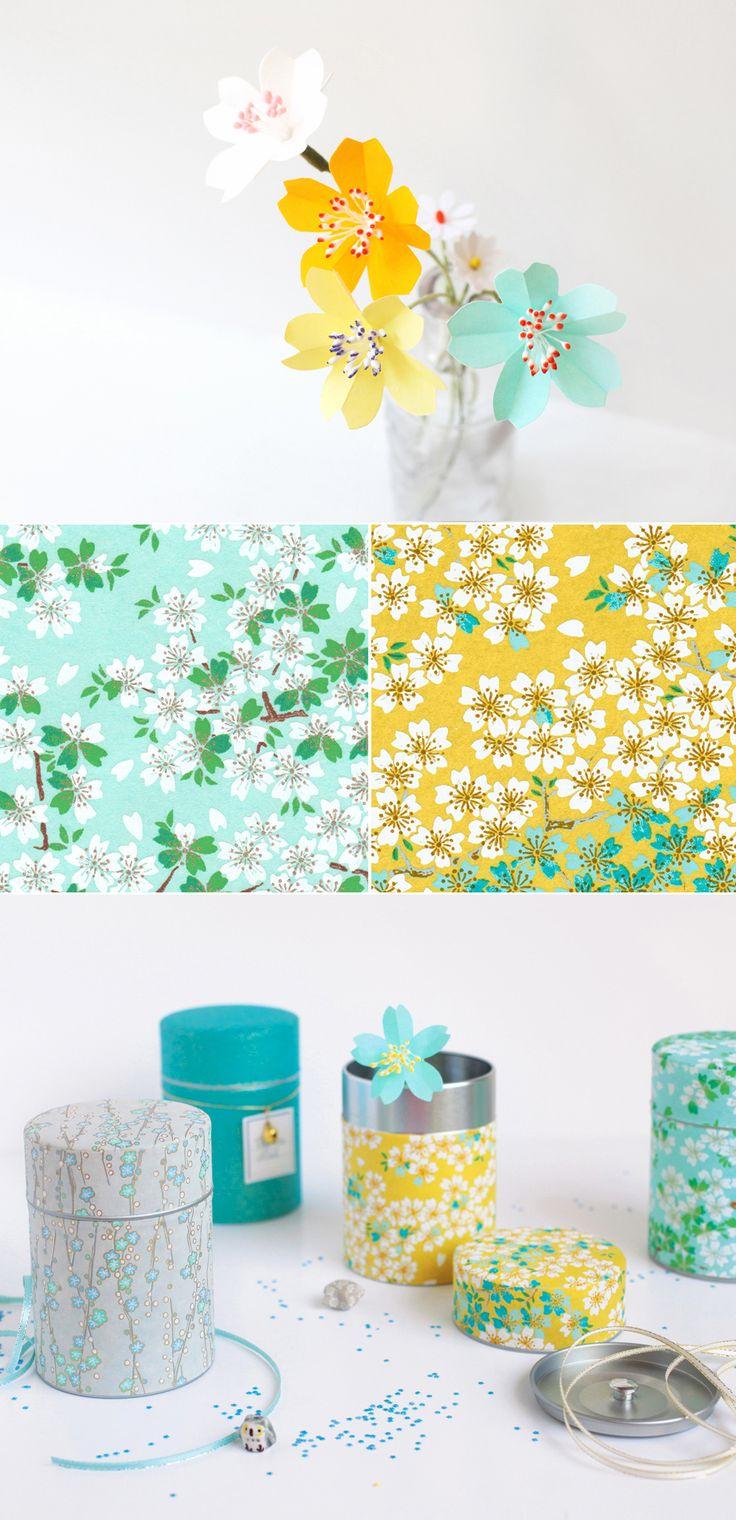 Adeline Klam - Associer le vert d'eau et le jaune