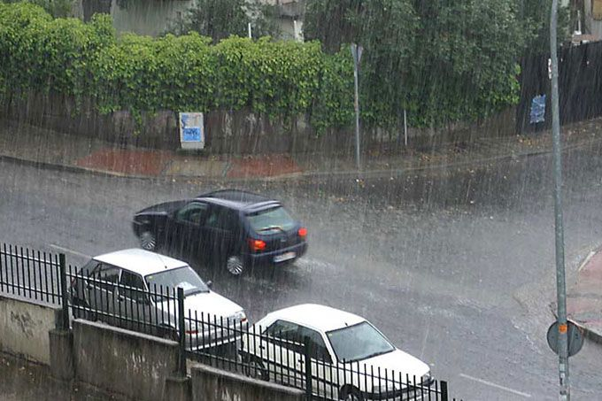 Inameh: onda tropical continuará generando lluvias este 07-06-17