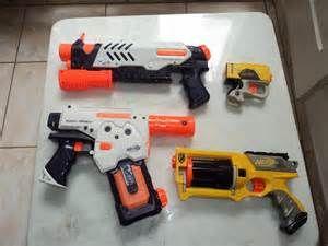 Pesquisa Formas de modificar uma arma nerf. Vistas 142511.