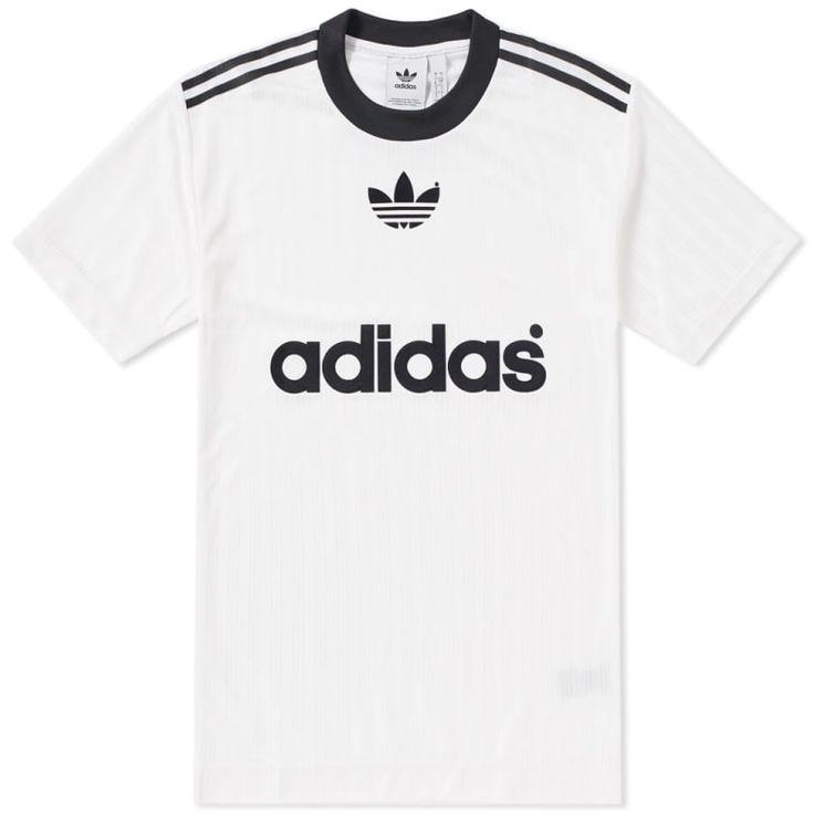 Adidas 1-to-1 Replica Football Shirt (White) | END.