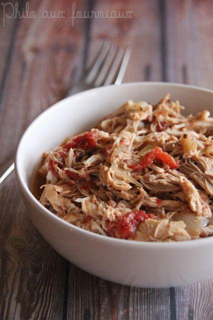 Philo la cocina: pollo tirada