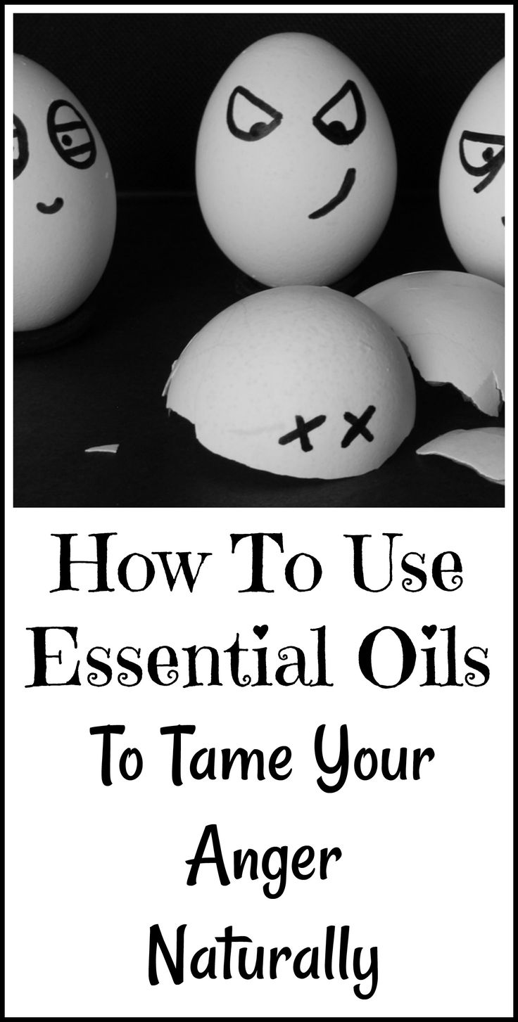 How essential oils might be able to help take the edge off naturally.