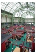"""Le Syndicat National de la Librairie Ancienne et Moderne (SLAM) organise chaque année au Grand Palais, à Paris,le """"Salon International du Livre Ancien"""" (SILA) qui rassemble 150 libraires du monde entier"""
